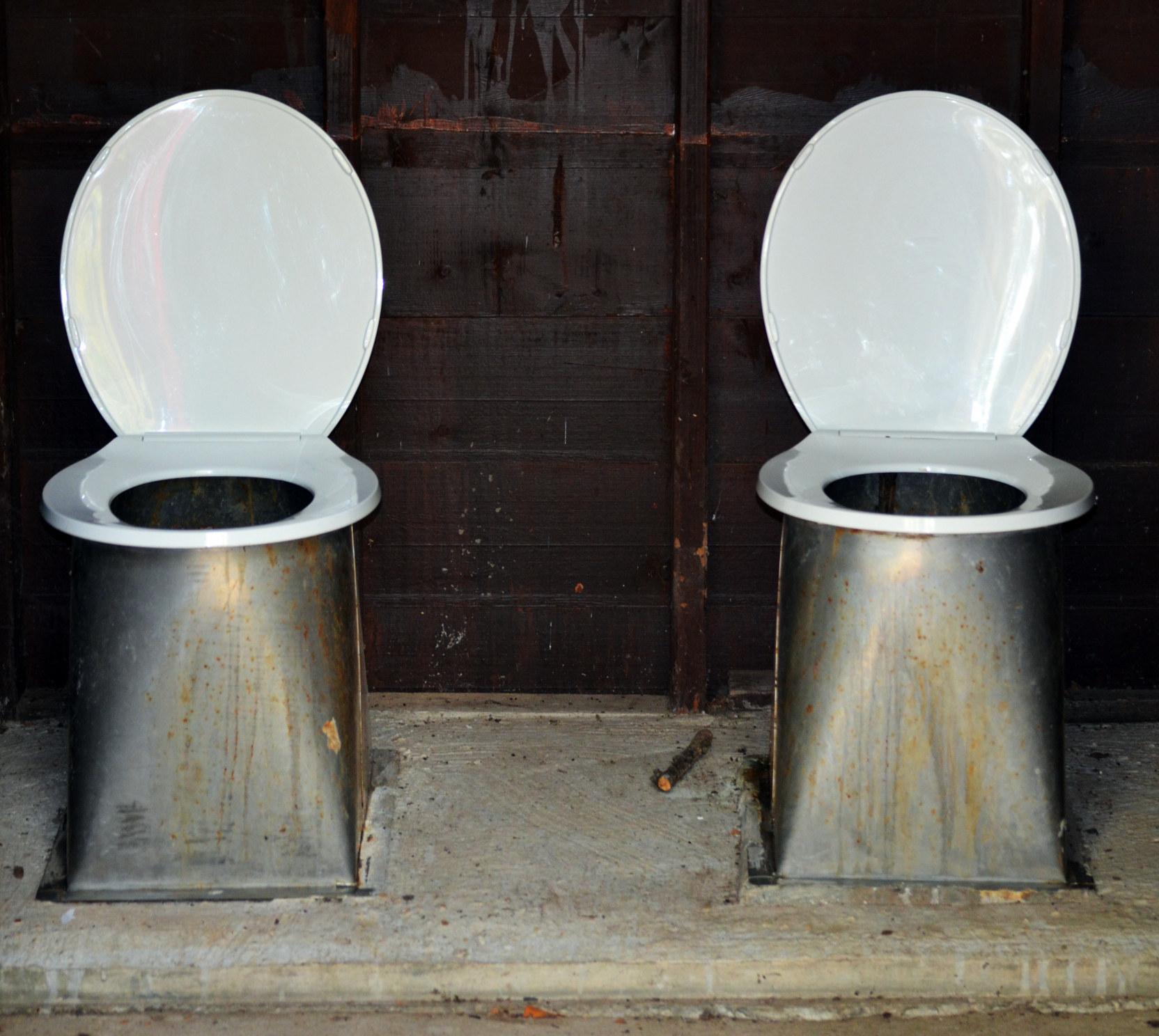 Toilets Sanders Park