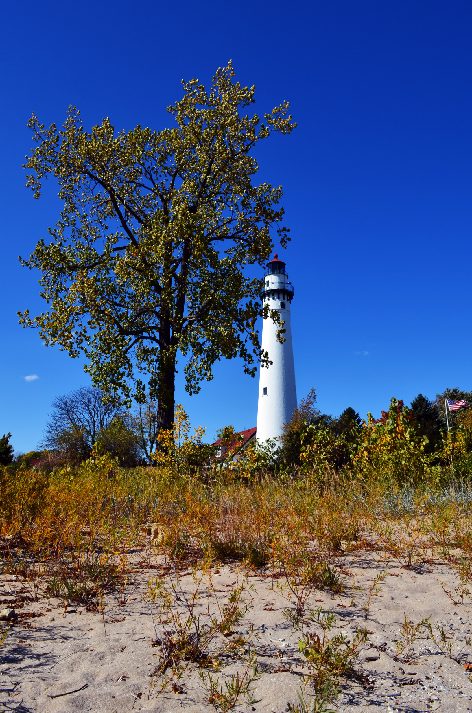 Wind Point Lighthouse 3