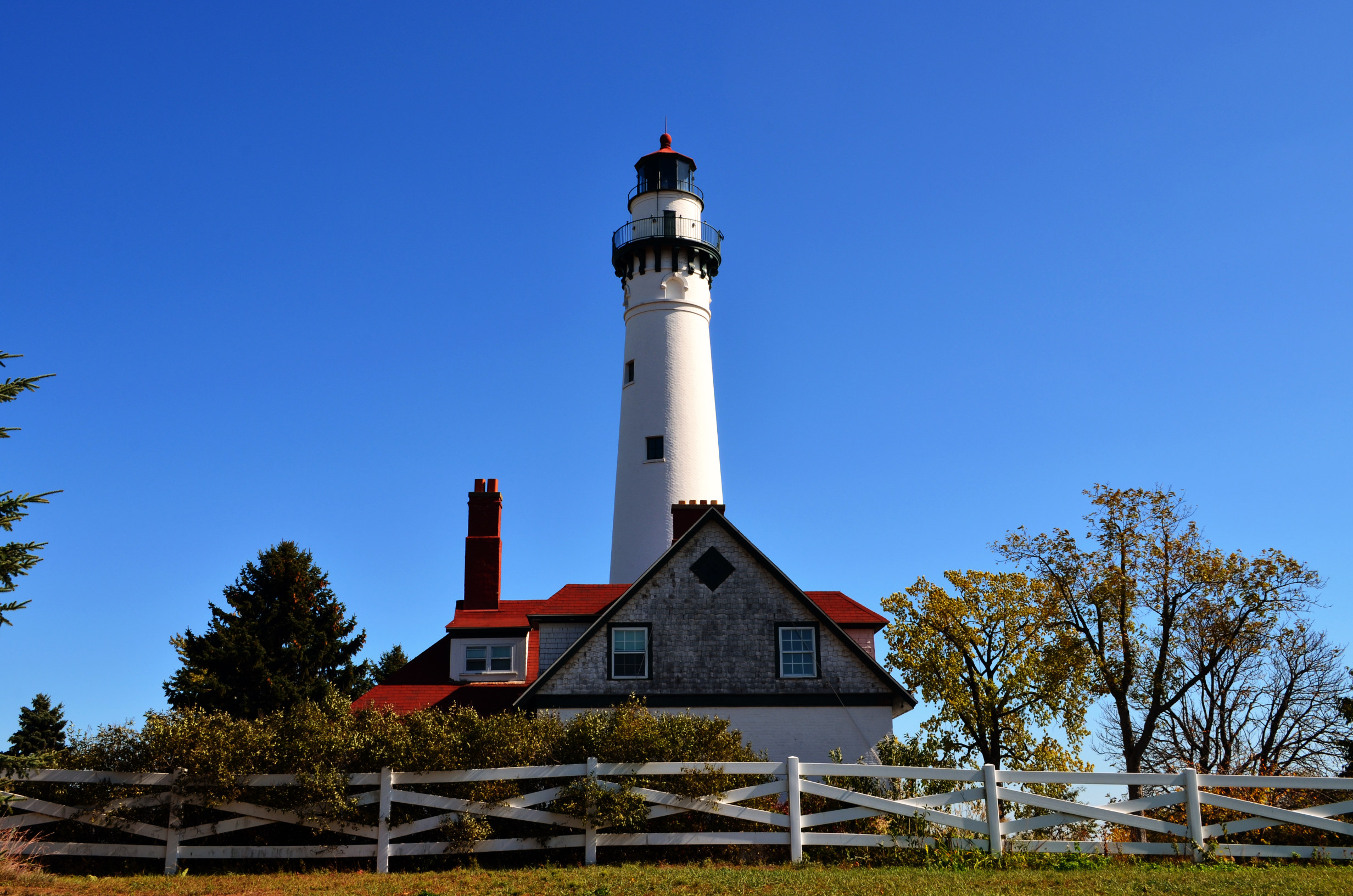 Wind Point Lighthouse 6