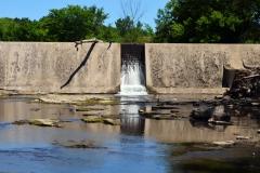 Horlick Dam 1
