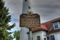 Wind Point Lighthouse 1