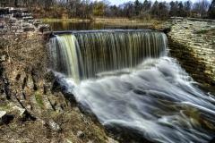 Grant Park Waterfall 3