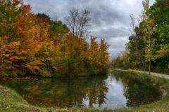 3 Mile Pond Pano